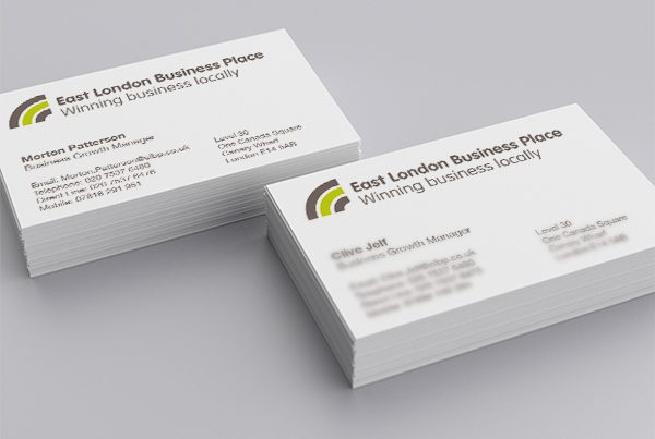 Falcon print management business cards for east london business place reheart Choice Image